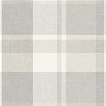 Madaket Light Grey Textured Plaid ECB81118