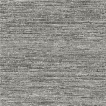 Tiverton Charcoal Faux Grasscloth ECB81710