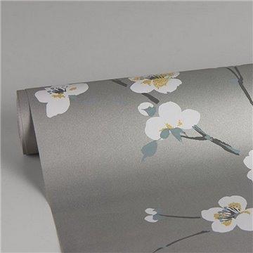 Monterey Silver Mist Floral Branch ECB81808