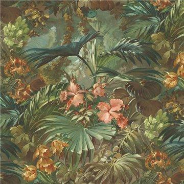 Tropical Jungle Mural CN30900