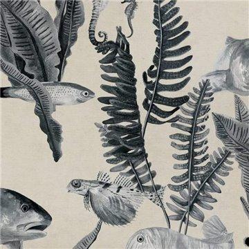 Bank of Fish Grey 9500023