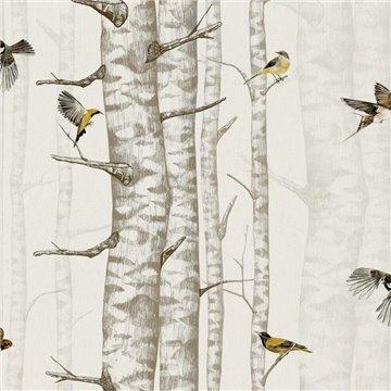 Birch Trees Beige 9500041