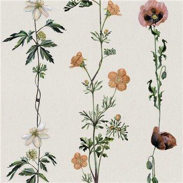 Climbing Flowers Linen 9500060
