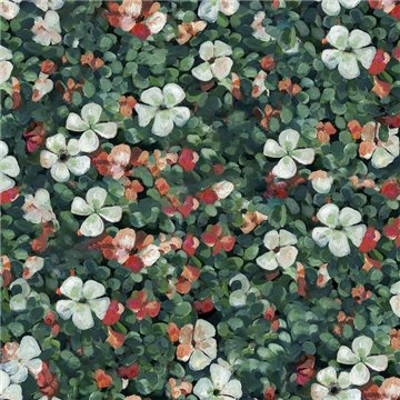 Floral Tapestry Mint 9500001