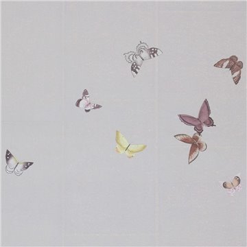 Butterflies Butterflies Icarus on Orhid Tint India tea paper