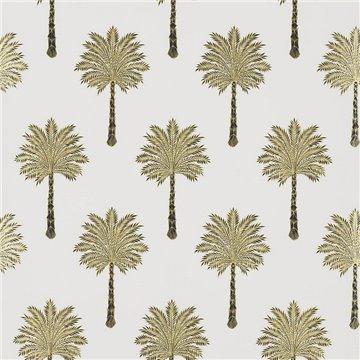 FP755002 Les palmiers Or
