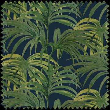 PALMERAL CHENILLE MIDNIGHT GREEN
