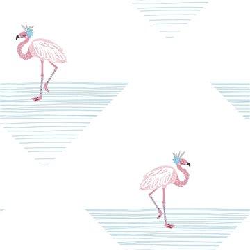 Flamingo Triangle DA61702
