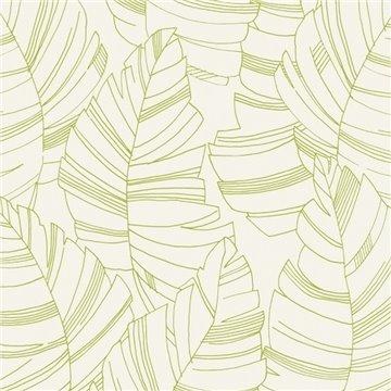 Linework Leaves DA61404
