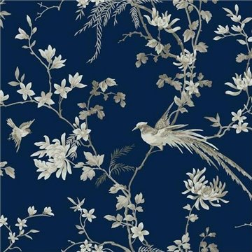 Bird And Blossom Chinoserie Removable kt2171