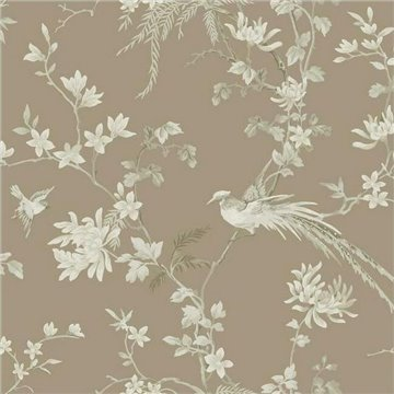 Bird And Blossom Chinoserie Removable kt2172