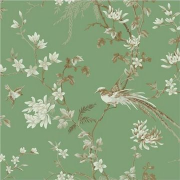 Bird And Blossom Chinoserie Removable kt2175
