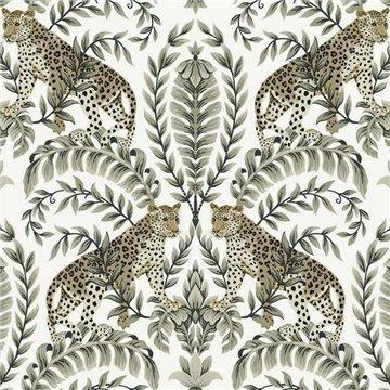 Jungle Leopard Removable kt2202
