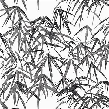 Kyoto Leaves Black AT9870