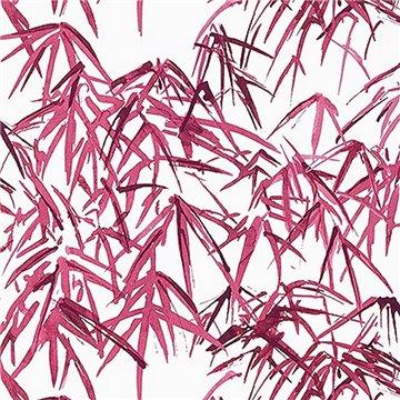 Kyoto Leaves Fuchsia AT9872
