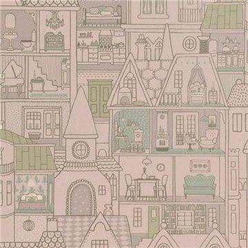 Dollhouse Soft Lilac 147-02