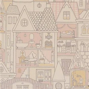 Dollhouse Soft Wool White 147-01