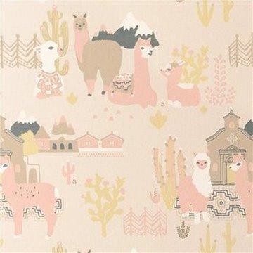 Lama Village Light Sunny Pink 143-03