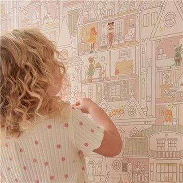 Dollhouse Sunny Pink 147-03