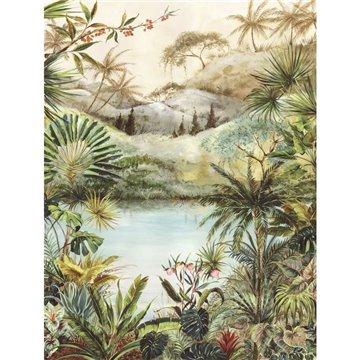 Boho Tropical Large 309098