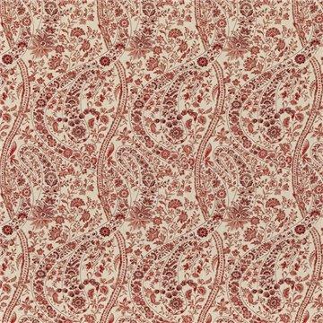 Bukhara Paisley Red BP108352