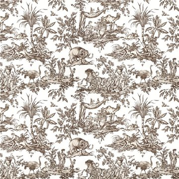 Antilles Toile Brown ATWW15169
