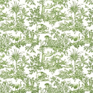 Antilles Toile Green ATWW15172