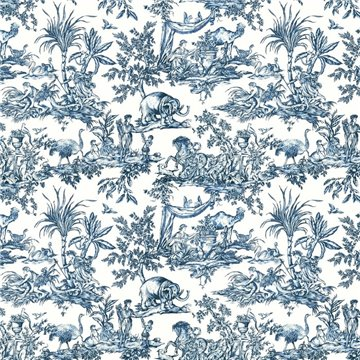 Antilles Toile Navy ATWW15171
