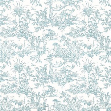 Antilles Toile Spa Blue ATWW15170