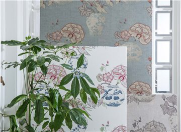CHINOISERIE col. Blue