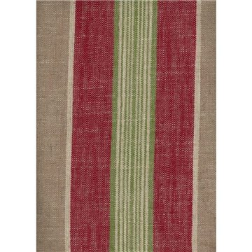 PICCADILLY MULTI-STRIPES GREEN