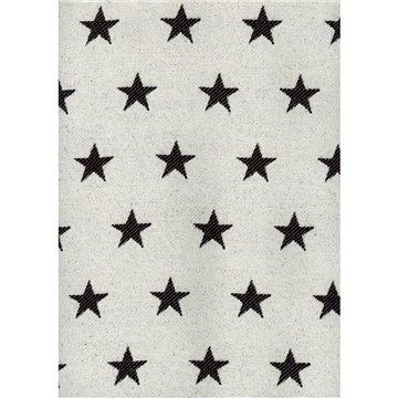 PICCADILLY STARS BLACK