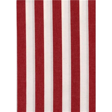 PICCADILLY STRIPES RED