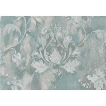 Ornamenta Aqua Green Luxury Damask 2109-156-03