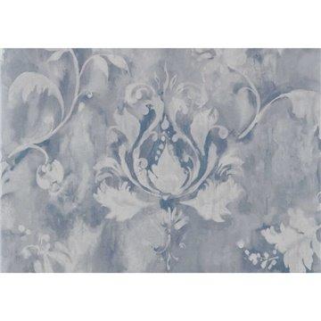 Ornamenta Pewter Grey Luxury Damask 2109-156-01