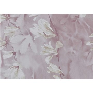 Trailing Magnolia Blush Pink Luxury Floral Wall Mural 2109-158-02