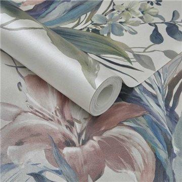 Lilliana Cream Luxury Floral 2109-154-02