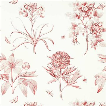 Etchings and Roses Amanpuri Red DOSW217054