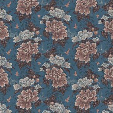 Bloomin Marvellous Belle Blue DVS093