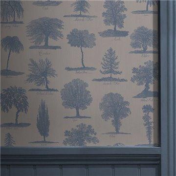 Arboreta Blue DVS051