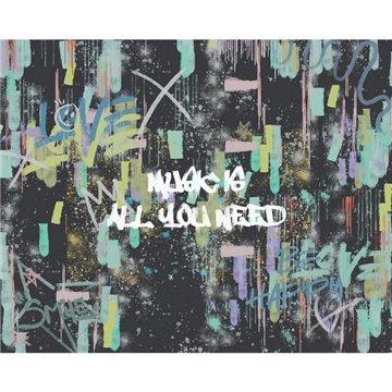 Cool Graffiti Neon 9700103