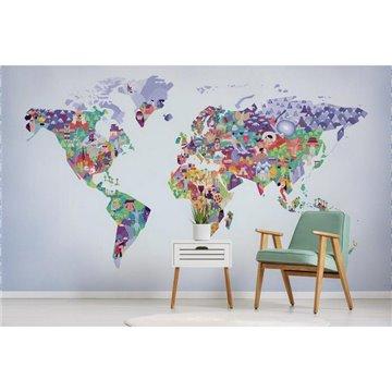 Diversity Map Ocean 9700063