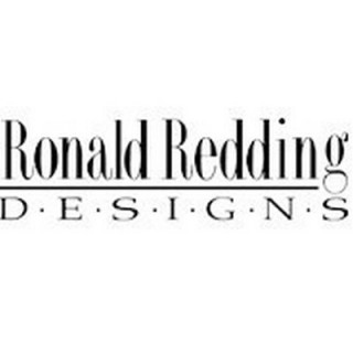 RONALD REDDING DESINGS