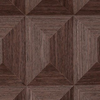 NEW - COFFERED WOOD