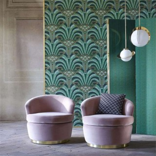 THE MUSE WALLCOVERINGS