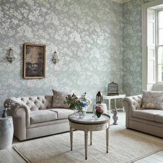 CHISWICK GROVE WALLPAPERS