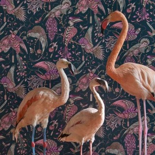 ANIMALIA WALLCOVERINGS