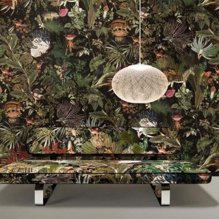 Moooi Wallcovering - Extinct Animals